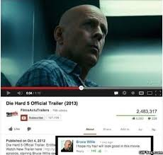 Die Hard Meme - lol die hard 5 viral viral videos