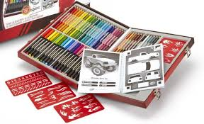 arts and crafts gifts for who outgrown the crayons