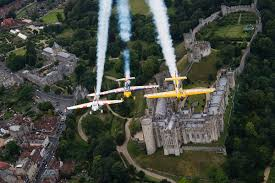red bull air race world championship pilots get spectacular views