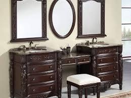 Bathroom Double Vanity Ideas Double Bathroom Beautiful Bathroom Double Vanities With Tops