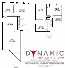 terraced house floor plans 3 bedroom end terraced house for sale in west end wolsingham dl13