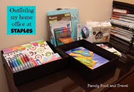 home office supplies at staples family food and travel