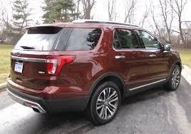 Ford Explorer Mpg - 2016 ford explorer platinum 4 4 savage on wheels
