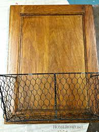 Cabinet Door Basket Homeroad Vintage Cabinet Door Towel Basket