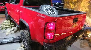 chevrolet chevy colorado truck bed stripes antero decals rear