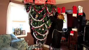 rawlins upside down christmas tree mov youtube