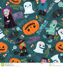 halloween background ghosts cute halloween pattern background clipartsgram com