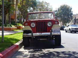 custom kaiser jeep the street peep 1967 kaiser jeep jeepster commando
