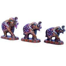 homeshop18 home decor three elephants from homeshop18 home furnishings pinterest