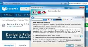 format factory latest version download filehippo yes every freeware download site is serving crapware here s the proof