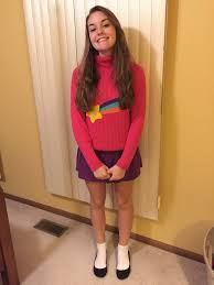 six gun city halloween halloween costume i u0027m being mabel pines from gravity falls if