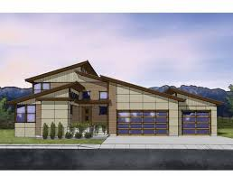 modern house plan with 2566 square feet and 3 bedrooms s from