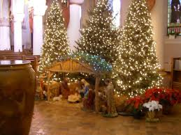 church decorations church foyer christmas decorating ideas trgn a84257bf2521