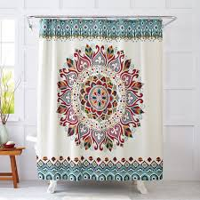 Best Fabric For Shower Curtain Best 25 Shower Curtains Ideas On Pinterest Bathroom Shower