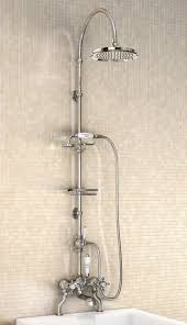 shower exposed pipe tub and shower set acceptable exposed valve