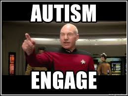 Jean Luc Picard Meme Generator - autism engage captain jean luc picard engage meme generator