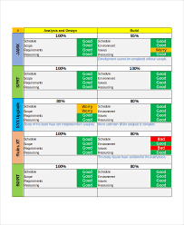 Excel Project Tracker Template Excel Project Tracker Template 6 Free Excel Document Downloads