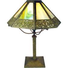 cast iron elephant desk lamp dtr antiques