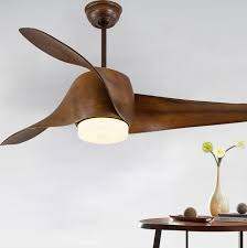 Ceiling Fan With Pendant Light 52inch Modern Simple Dining Room Fan Pendant Light Remote