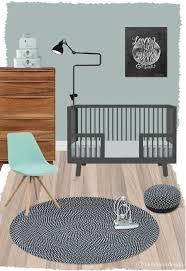 tapis rond chambre bébé impressionnant tapis rond chambre bébé avec tapis allen coton