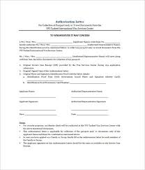 authorization letter to travel using credit card 40 authorization letter sample templates free pdf word formats
