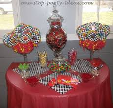 Birthday Candy Buffet Ideas by Candy Buffet For Disney Cars Birthday Party See More Birthday