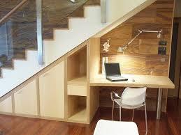 sous bureau design décoration bureau sous escalier recherche stairs