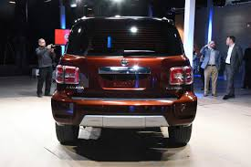 nissan armada for sale under 6000 2017 nissan armada unveiled with 8 500 pound towing capacity