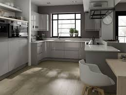 Minimalist Kitchen Cabinets Kitchen Pleasant Model For Gray Kitchen Cabinets And White Top