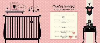 designer baby shower invitations free baby shower invitation