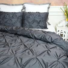 bedroom pintuck duvet covers cute advice for your home decoration
