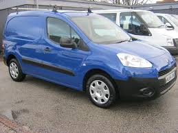 used peugeot finance used peugeot partner panel van in colwyn bay north wales pentre