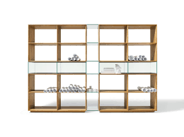 Chrome Bookshelves by Brown Wooden Mixed Metal Bookshelf For Storage Organizer