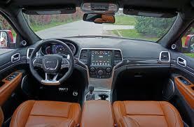 2016 jeep cherokee sport black rims 2016 jeep grand cherokee srt road test review carcostcanada