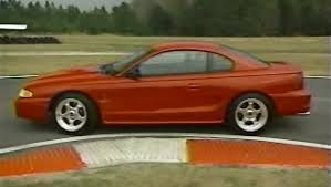 kenny brown mustang 1998 ford mustang kenny brown 289rs test drive