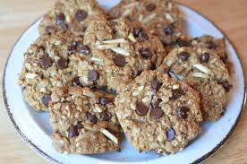 Lactation Cookies Where To Buy Flourless Lactation Cookies Monster Cookie Style Organic Mama Cafe