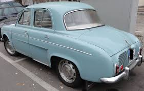 renault dauphine 1960 renault dauphine information and photos momentcar