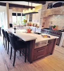 wonderful standard kitchen backsplash height that using stacked