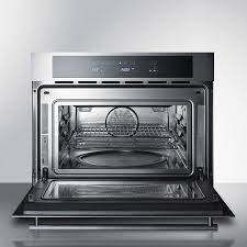 Glass In Toaster Oven Cmv24 Summit Appliance