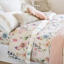 multicoloured floral print bed linen floral prints beds and linens