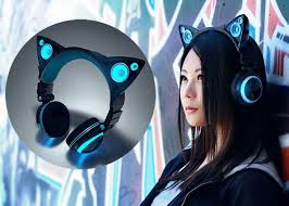 brookstone black friday 25 off coupon for axent wear cat ear headphones