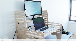beautiful computer desk kickstarter readydesk ultra affordable