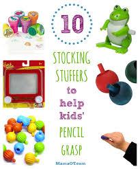 10 stocking stuffers to help your child u0027s pencil grasp