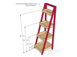 Bathroom Storage Ladder Build A Storage Ladder Hgtv