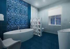 blue bathroom tile ideas 35 large blue bathroom tiles ideas and pictures