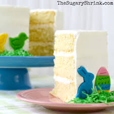 Marzipan Easter Cake Decorations by Happy Easter The Sugary Shrink