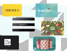 28 best gift cards online in 2018 egift cards and gift vouchers