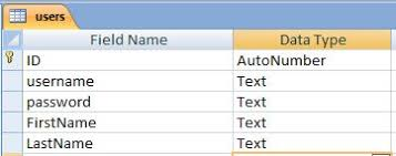 membuat form login dengan ms access 2007 login tutorial using access database visual basic net