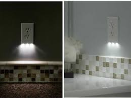 receptacle cover night light light and outlet covers endearing led night light outlet covers