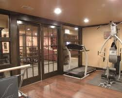 basement gym ideas 1000 ideas about home gym basement on pinterest